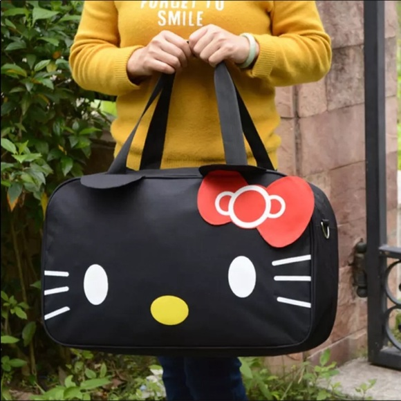 Hello kitty Tote Bag 8d673759d8fc4